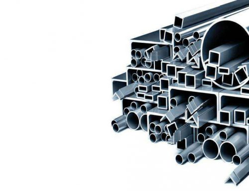 alle Arten von Stahl
