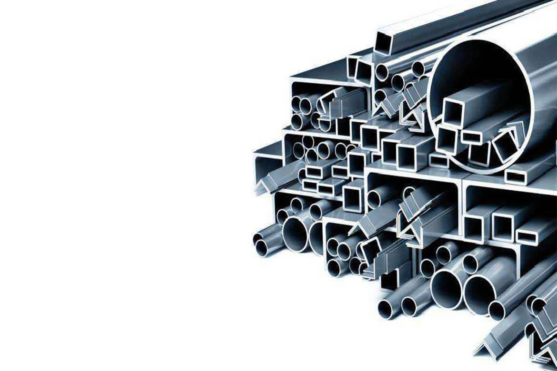 Arten von Stahl