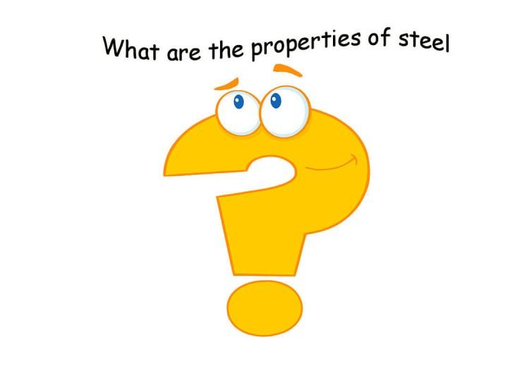 Eigenschaften von Stahl