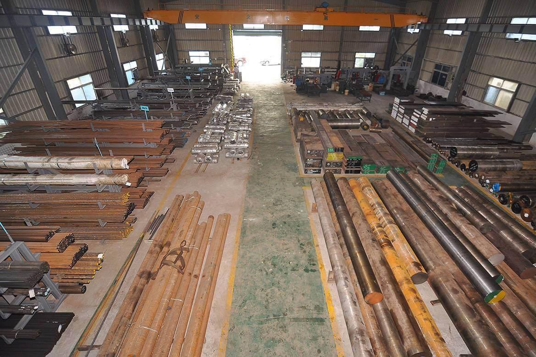 Stahllager 2