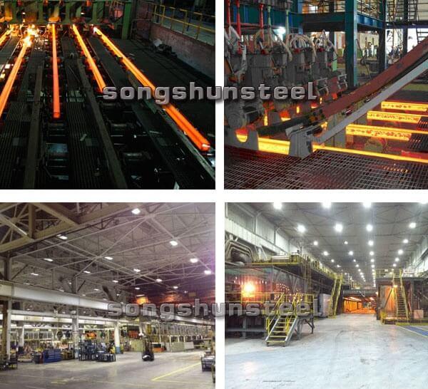 Stahlwerkstatt