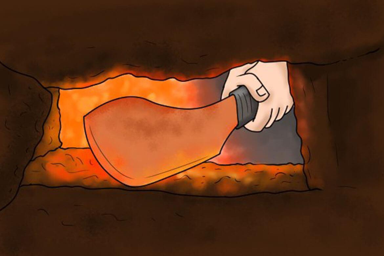 Wärmebehandlung von Stahl