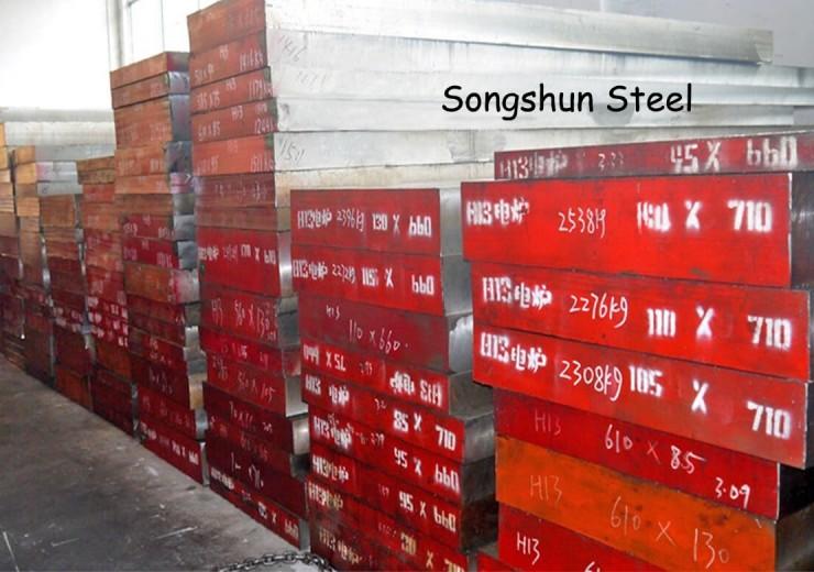 Was ist legierter Stahl?