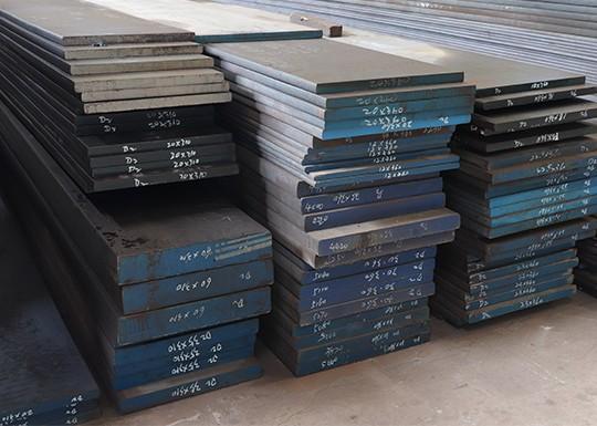 AISI D2 Stahl • DIN 1.2379 Stahl • JIS SKD11 Stahl