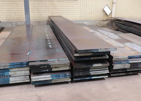 DIN 1.2080 Stahl • JIS SKD11 Stahl • AISI D3 Stahl