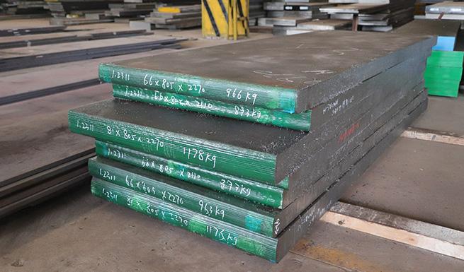 DIN 1.2311 • AISI P20 • SCM4 Stahl